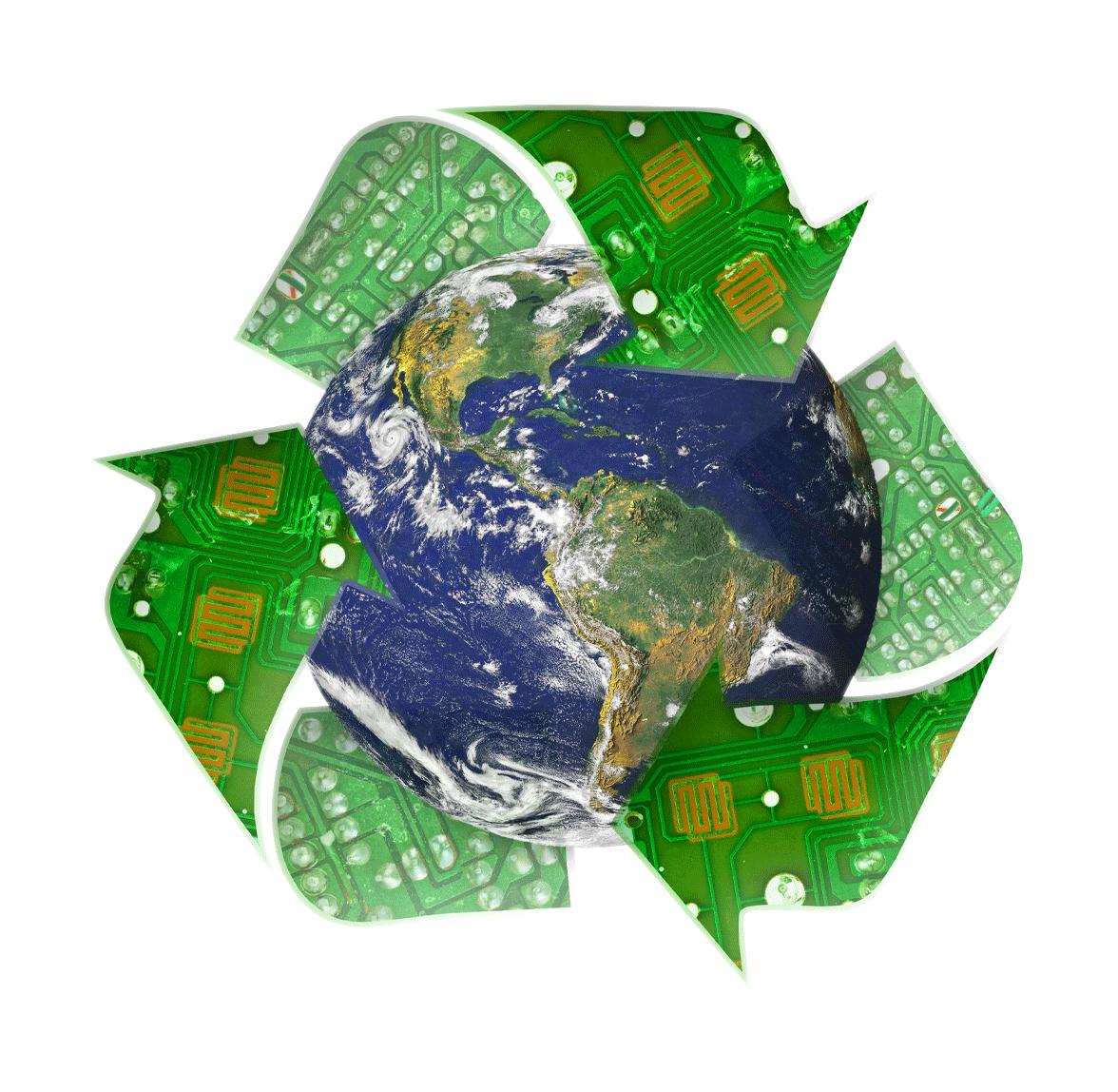Reciclaje Electrónico Ecoeche