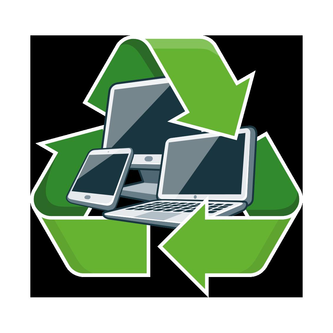 Reciclaje pantallas